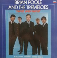 Cover Brian Poole And The Tremeloes - Twist And Shout [1982]